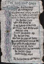 The Ancient Ones lyrics